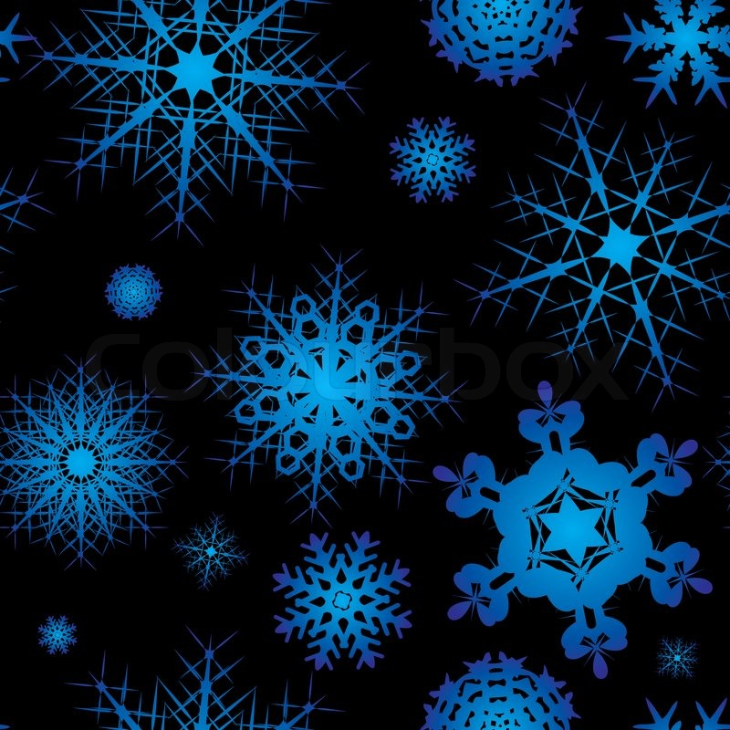 blue and black background design