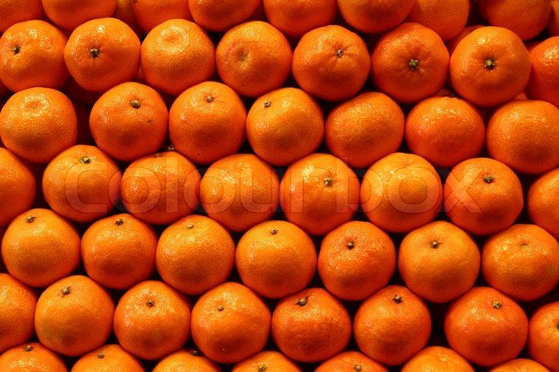 Orange Vegetables And Fruits Fruit and vegetables o...
