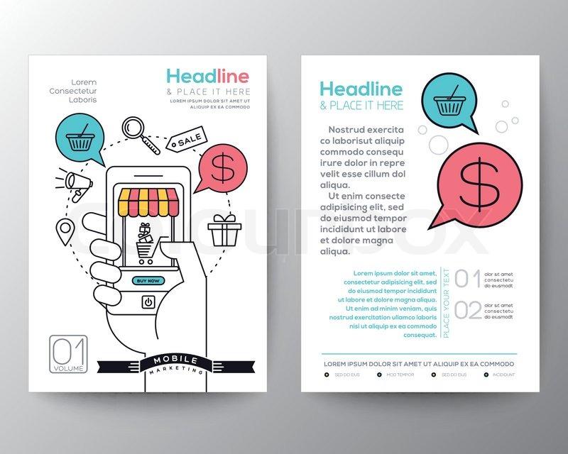 digital marketing template