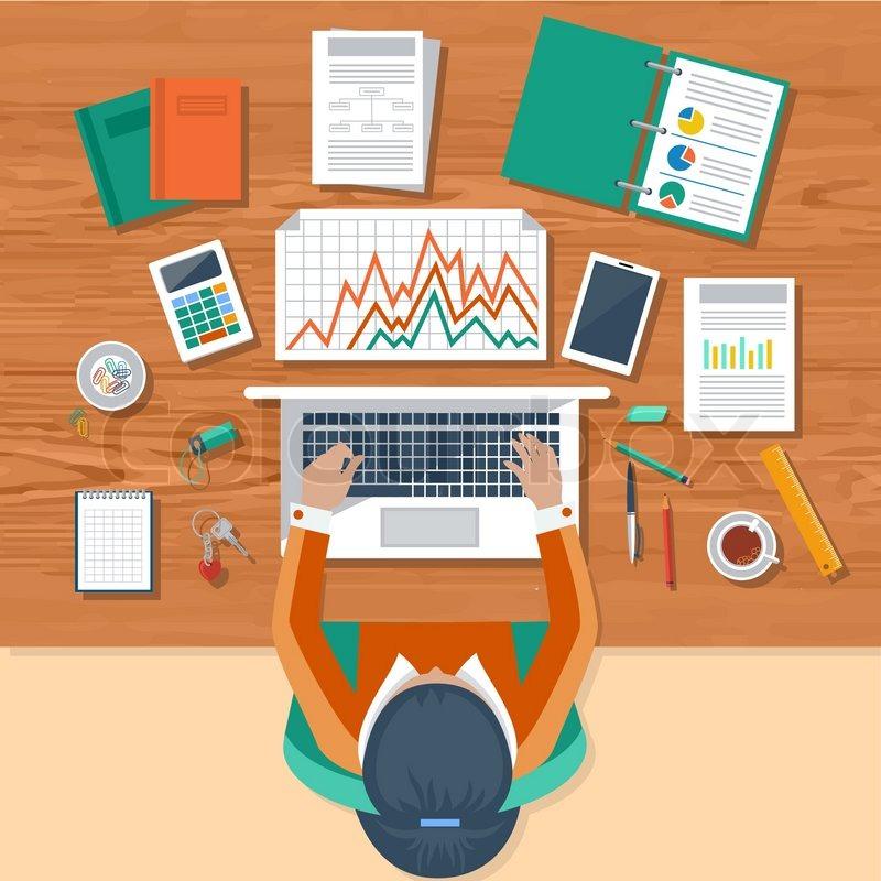 Office Teamwork Workers Business Management Meeting - 800x800 - jpeg