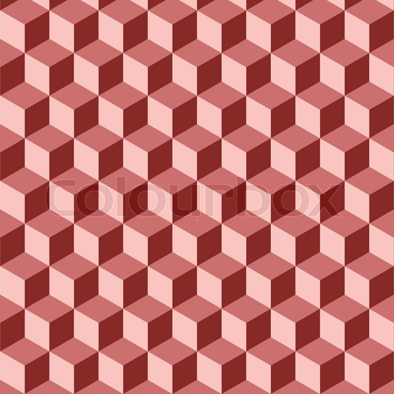 Cube Pattern Vector images
