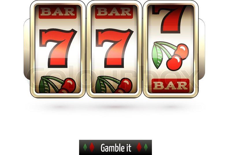 realistic slot machine