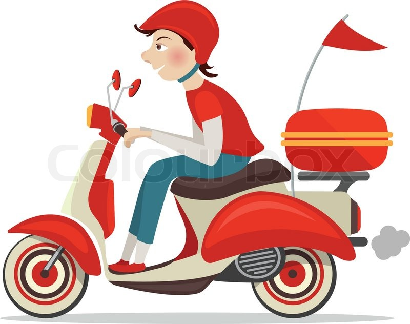 Single Person Food Delivery