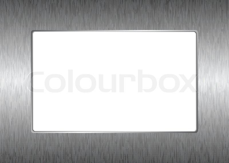 moderne abstrakte silber metall bilderrahmen oder rahmen. Black Bedroom Furniture Sets. Home Design Ideas