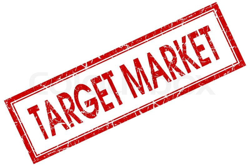 target markets Your target customers are those who are most likely to buy from you resist the temptation to be too general in the hopes of getting a larger slice of the market that's like firing 10 bullets in.