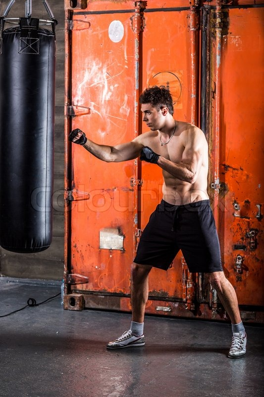 how to get started boxing at home