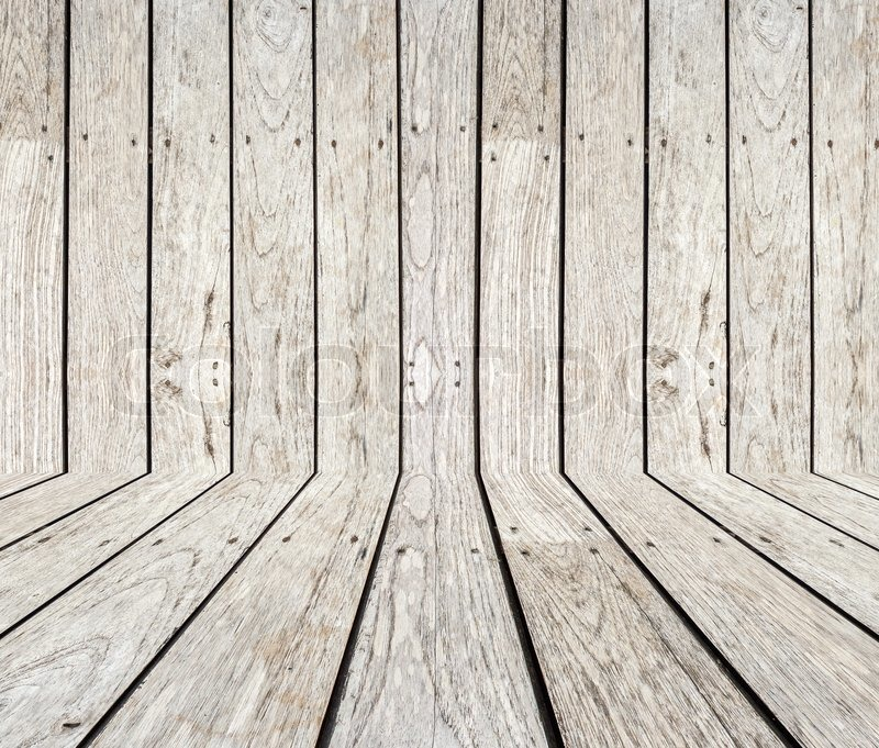 Grey Timber decking background and texture | Stock Photo ...
