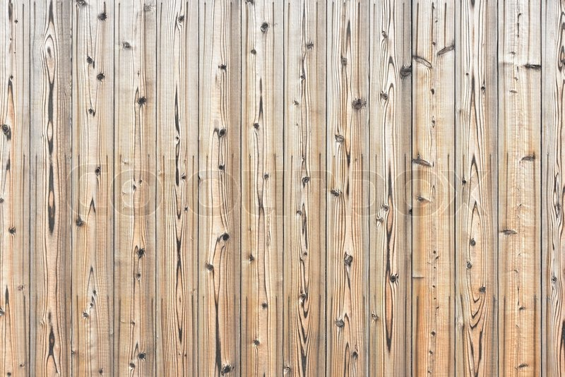 Japanese Brown Plank Wood Wall Background Texture Stock