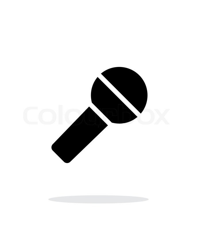 Suggestions Online | Images of Microphone Stand Icon
