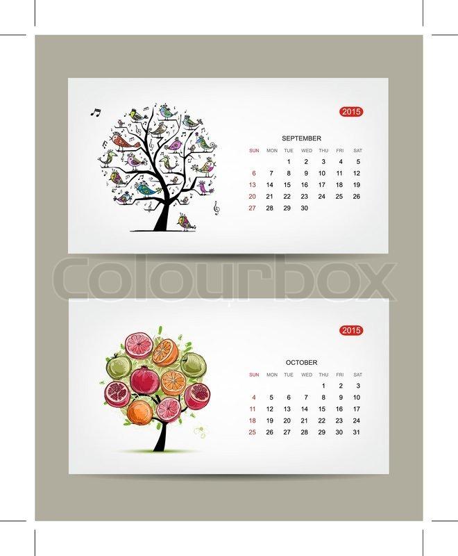 September Calendar Calendar 2015 September And