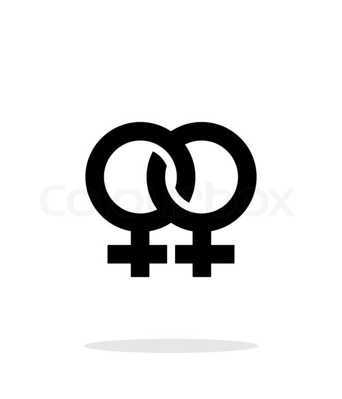 Ebony lesbisk med stor klit