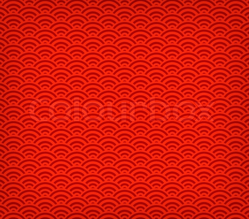 abstract chinese new year background vector