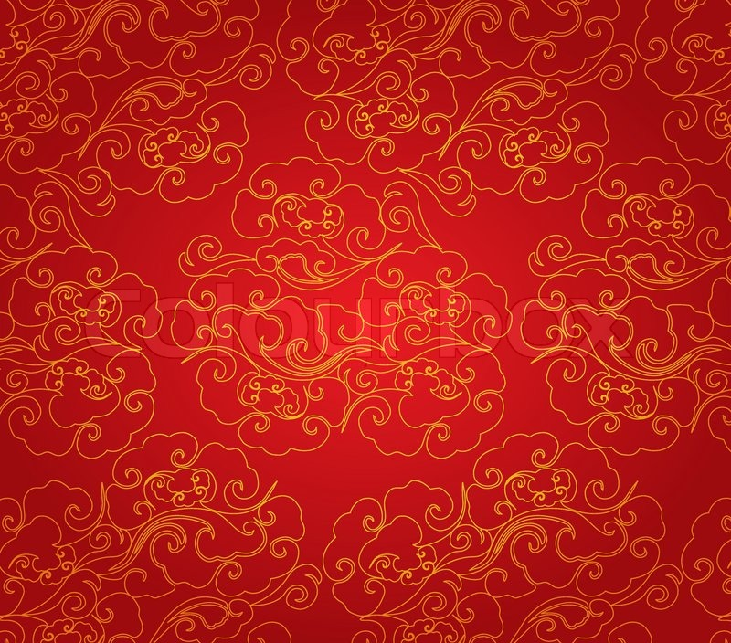 cloud abstract chinese new year background stock vector colourbox