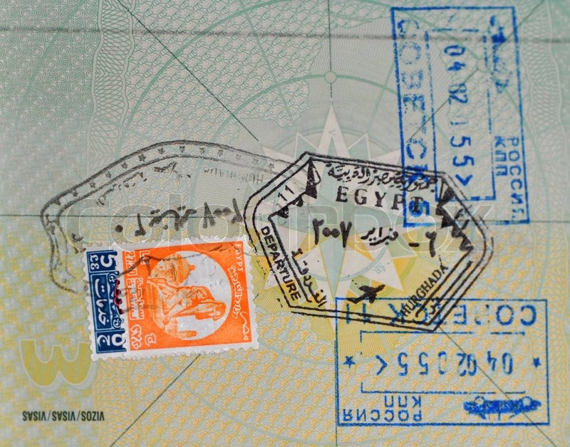 how to get the us visa from egypt