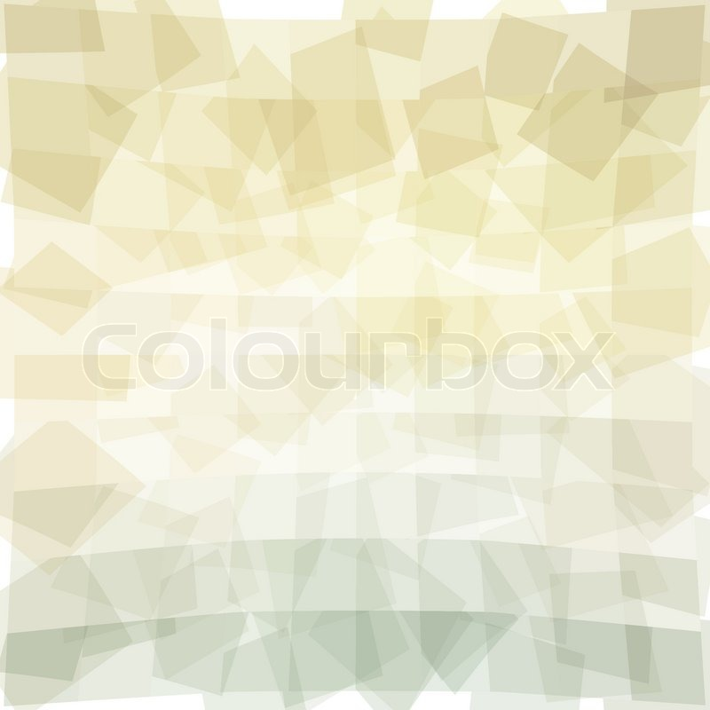 Abstract Brown Background Tan Color Elegant Warm Of Vintage Grunge Texture Vector
