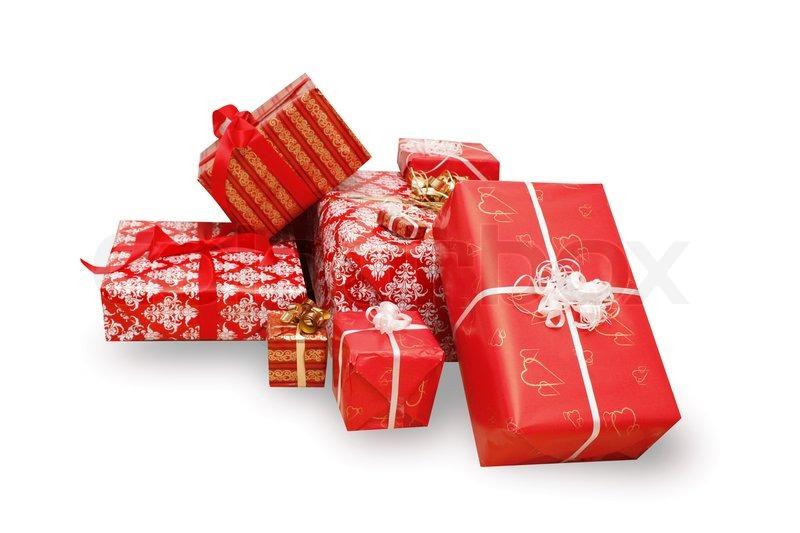 Buy Stock Photos of Christmas Presents | Colourbox