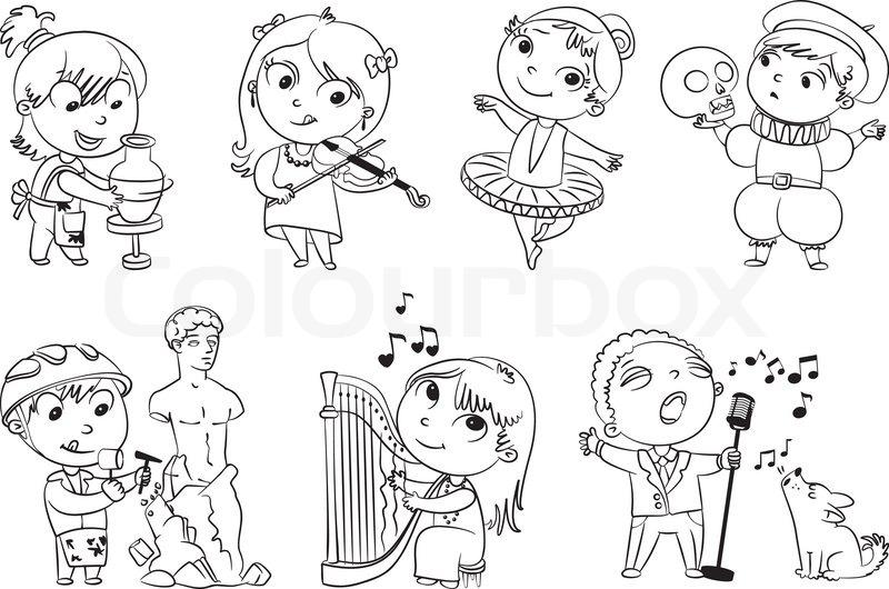 hobbies and interests  ballet studio  music school