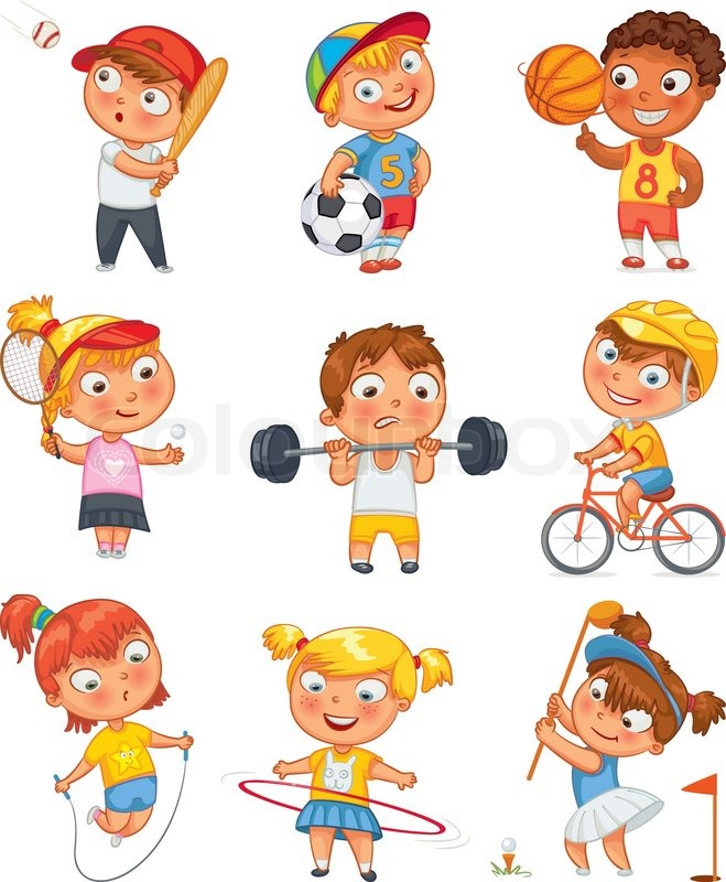 Image result for sports person character