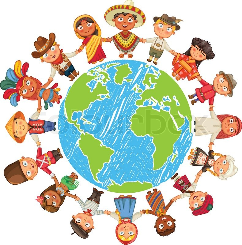 how many different nationalities in the world