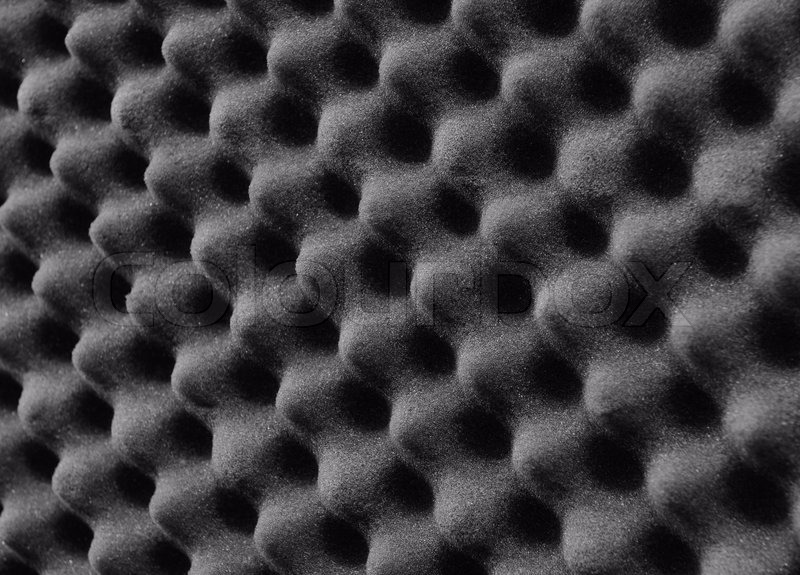 studio sound proof foam pattern texture stock photo colourbox