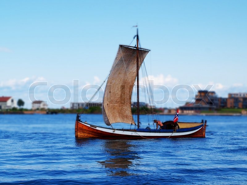 A traditional norwegian sailboat old standard known as for What to do with an old boat