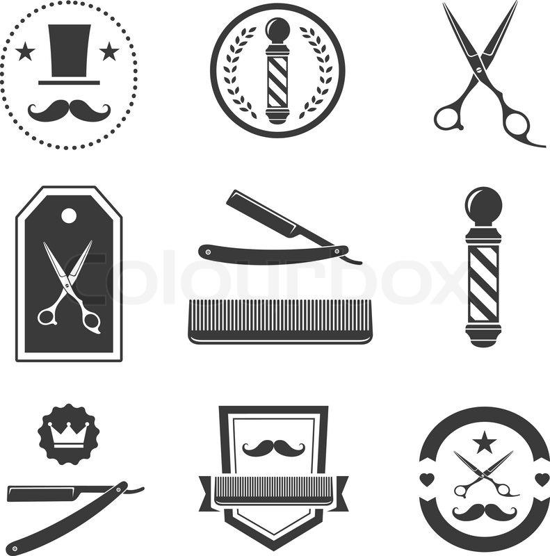 Barbershop Logo Vector | www.pixshark.com - Images ...