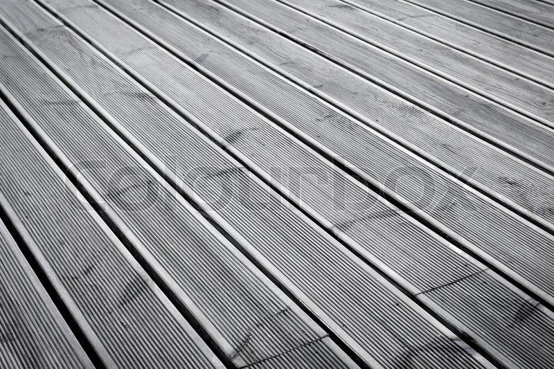 Wet wood terrace floor background texture stock photo for Terrace texture