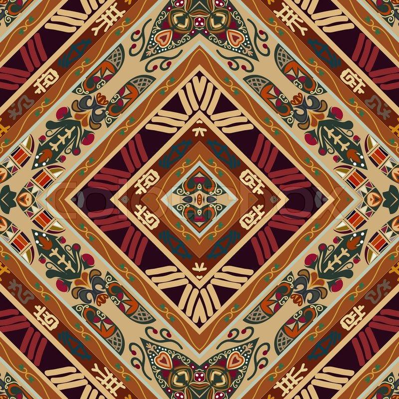 ethnisch afrikanisch kunst  vektorgrafik  colourbox