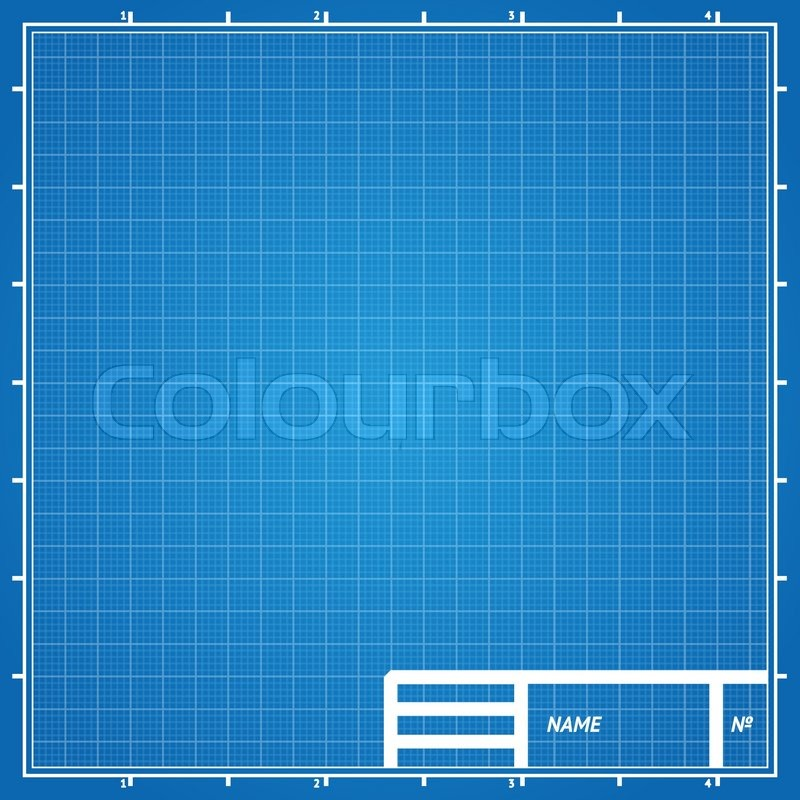 Vector blueprint background drawing paper for engineering work stock vector of vector blueprint background drawing paper for engineering work malvernweather Choice Image
