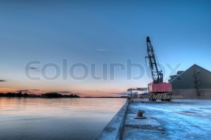 Shipping, cargo, export | Stock Photo | Colourbox