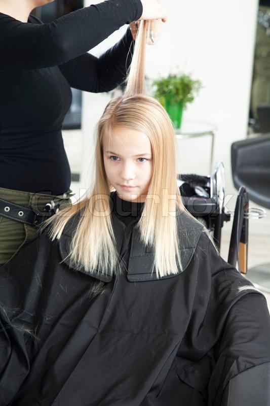 Getting A Haircut 85