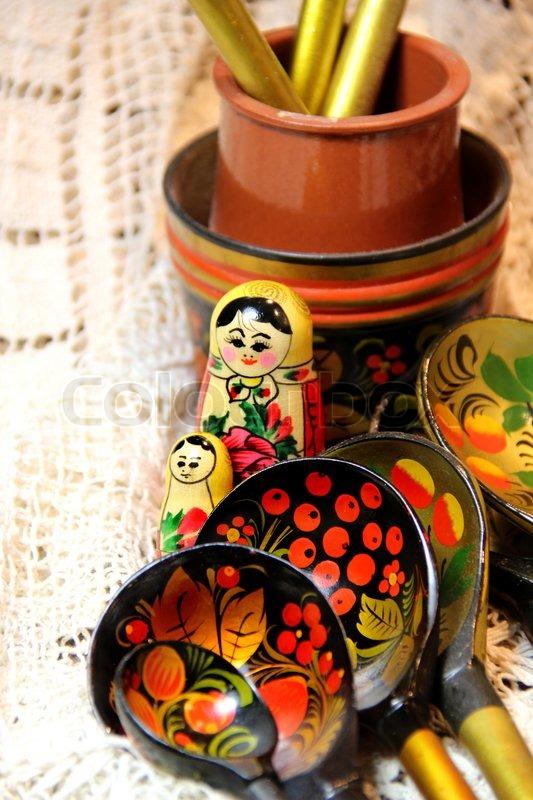 Souvenirs Russian Antiques Russian 58