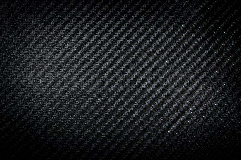 Black Carbon Fiber Background Texture Stock Photo