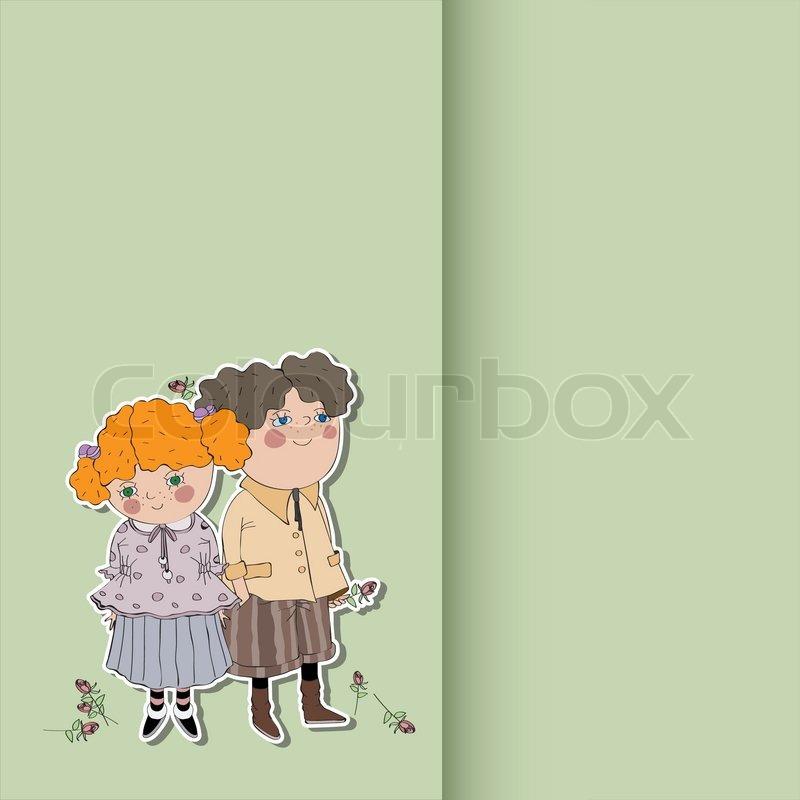 dating boy and girl