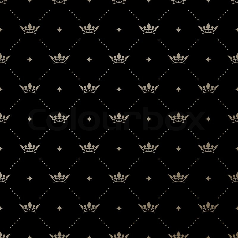 Gold crown background - photo#19