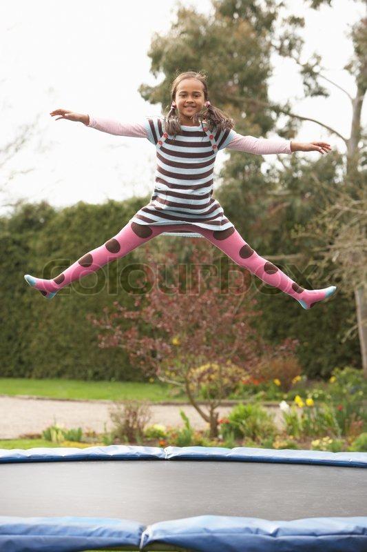 trampolin land ballerup dansk poron