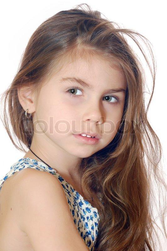 Stock image of 'child, kids, girl'