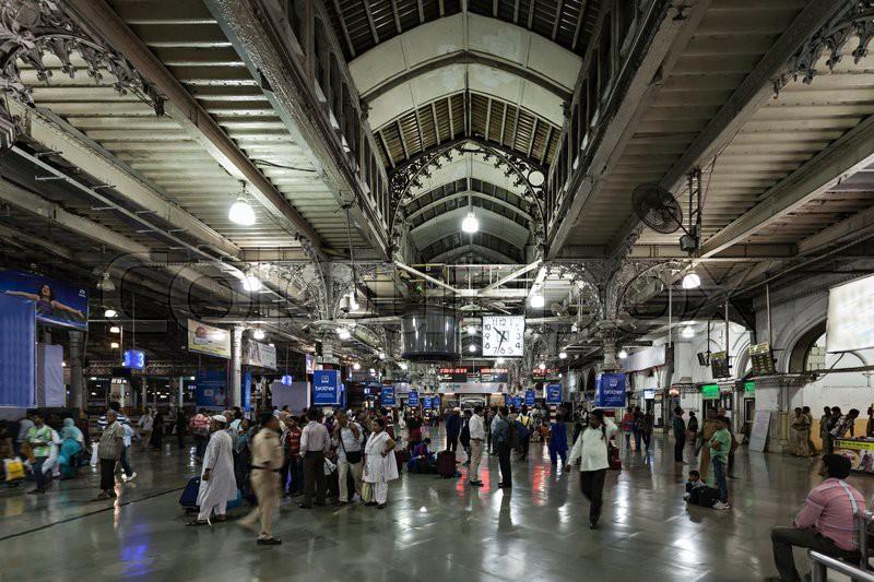 MUMBAI, INDIA - FEBRUARY 21: Unidentified people inside ...  MUMBAI, INDIA -...