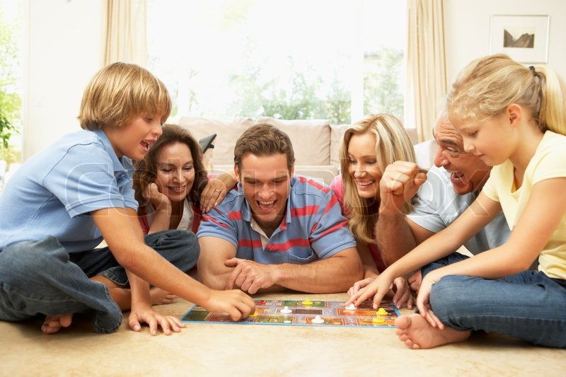 Familie Spiele