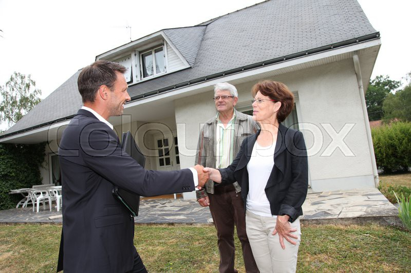 Agent byggeindustri owners stock foto colourbox for Agents immobiliers