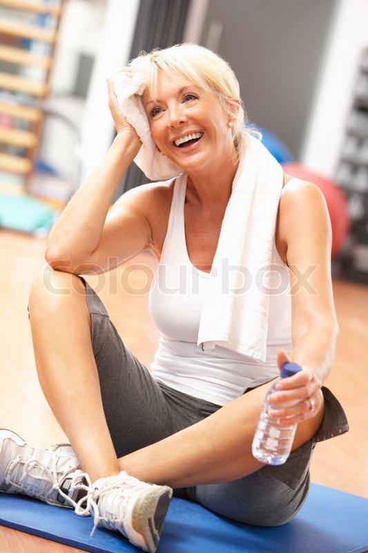 Exercises for older women