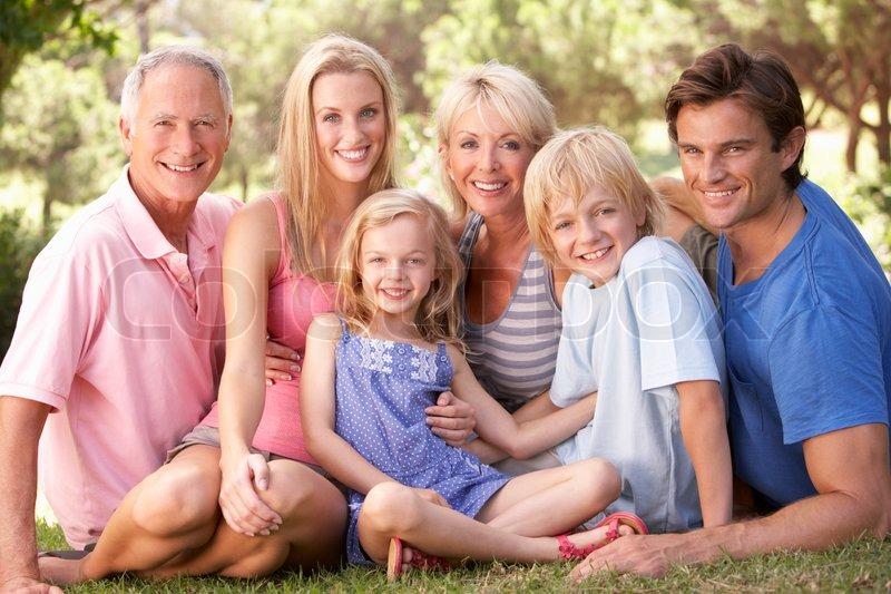 billeder af familier