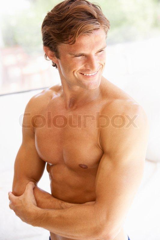 Schwules Bild des lateinischen Mannes