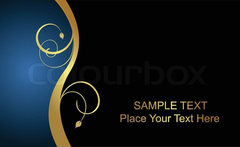 Vector beautiful luxury card or invitation stock vector colourbox stopboris Gallery