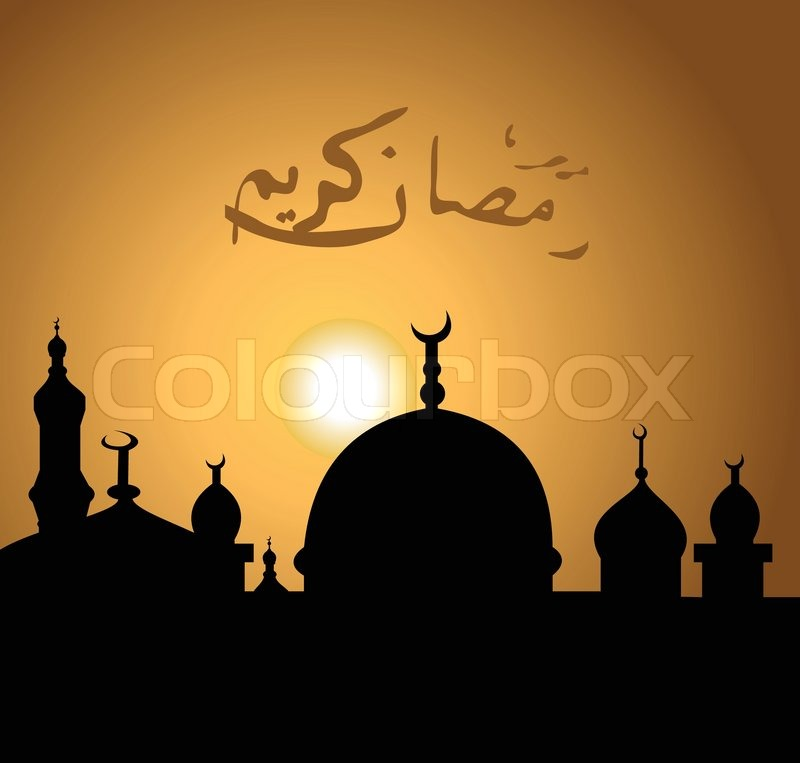 my favourite festival is ramzan On the holy festival - but ramadan is about much more than just fasting  [or  fasting] - meaning that you must work on your whole person.
