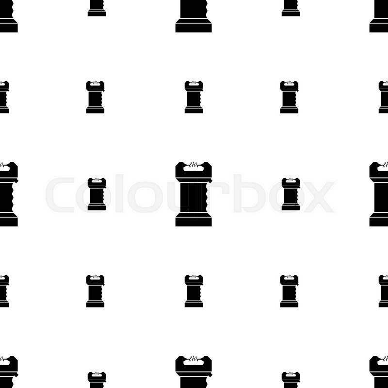 seamless vector pattern for self