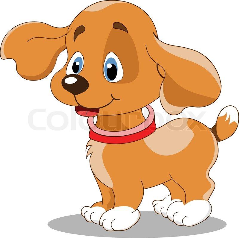 cartoon dog pic