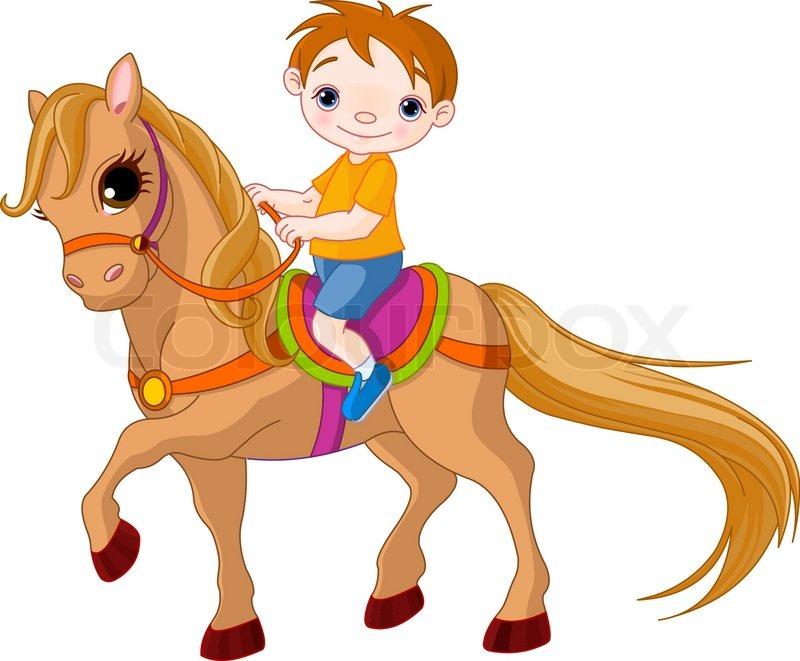 clip art girl riding horse - photo #31