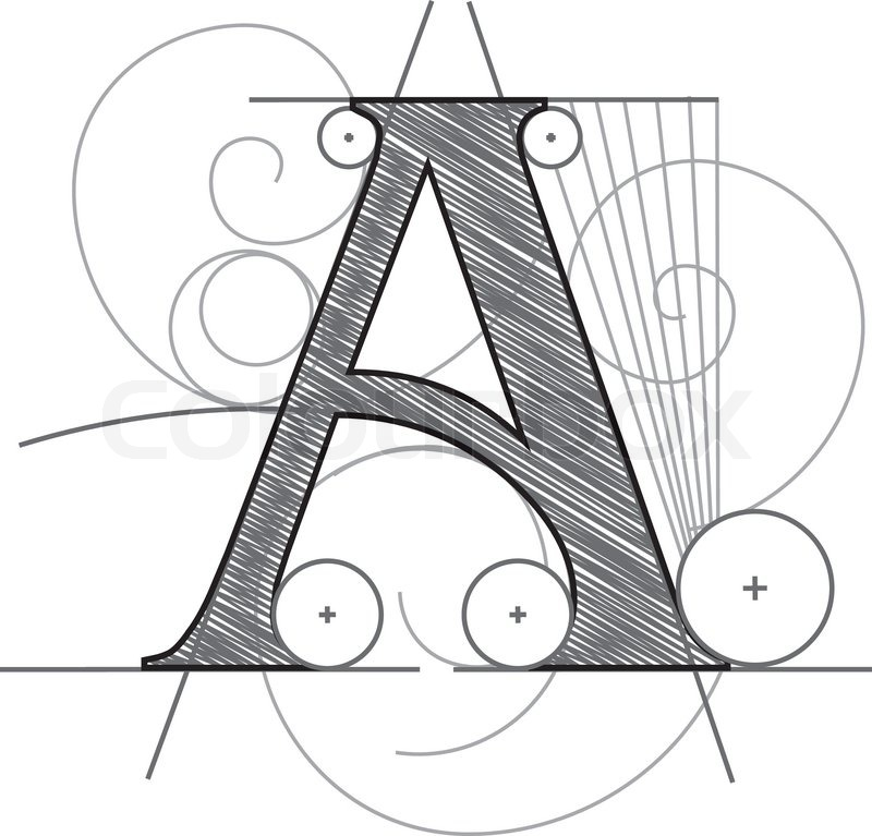 engineering  font  typography