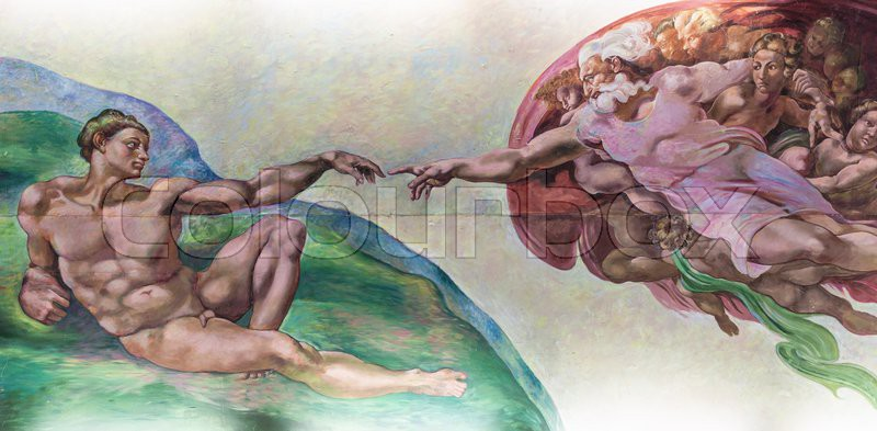 creation of adam v the crucifiction essay Adam and eve/ prometheus and pandora aletheia discussion forums the story of adam and eve -the creation of a human from 'clay' or 'dust' and the 'breath of.